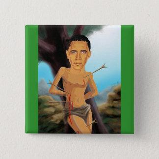 Hondas de Obama y botón cuadrado de las flechas