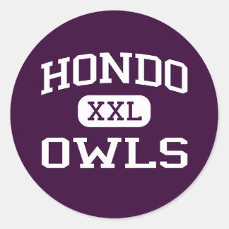 Hondo - búhos - High School secundaria de Hondo - Etiquetas