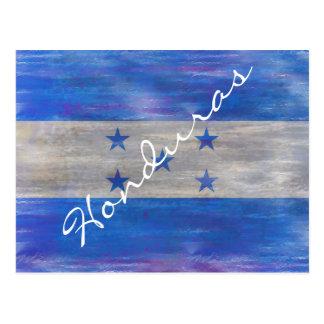 Honduras apenó la bandera postal