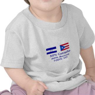 Honduras Puerto Rico - modificado para requisitos Camiseta