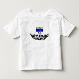 Honduras se fue volando la insignia del futbol del camiseta de bebé