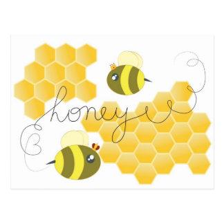 honey postal