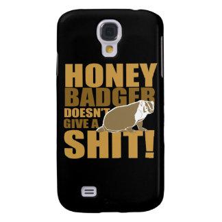 Honeybadger no cuida funda para galaxy s4