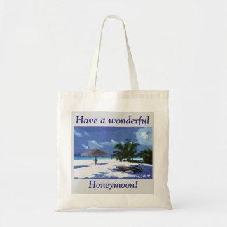 Honeymoon 2 bolso de tela
