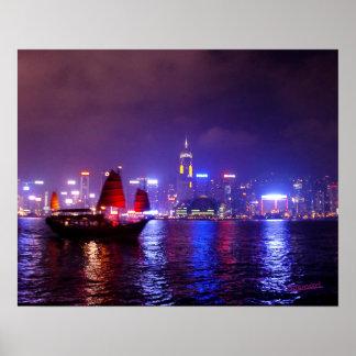 Hong Kong Póster