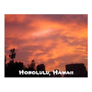 Honolulu, Hawaii Postal