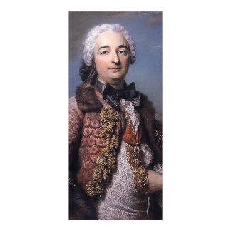 Honore Armand, duque de Villars por viaje del La d Tarjetas Publicitarias Personalizadas