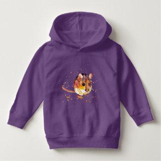 hoodie con ratón dulce sudadera