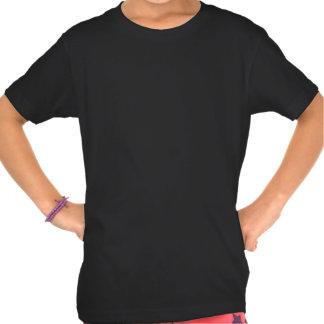 Hoofprints en mi corazón camisetas