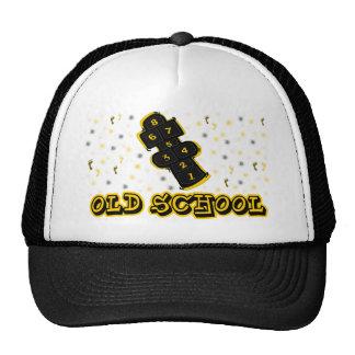 Hopscotch de la escuela vieja gorra