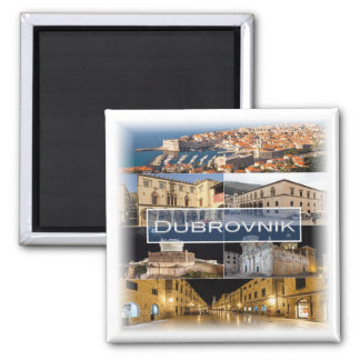 Hora * Croacia - Dubrovnik Imanes