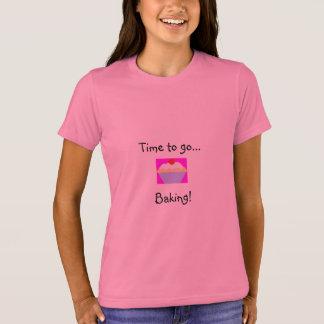 ¡Hora de ir a cocer! Camiseta