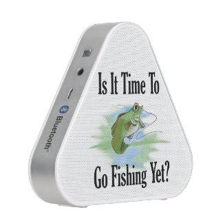 Hora de ir a pescar el altavoz de Pieladium