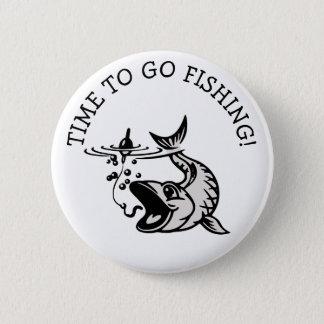 Hora de ir a pescar el botón del pescador