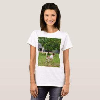 Hora del recreo de los fox terrier, camiseta del