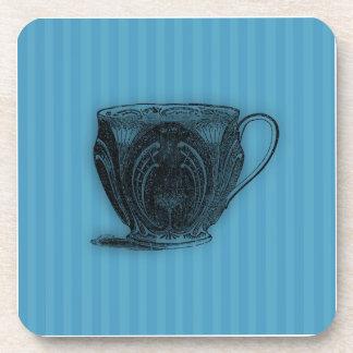 Hora para la taza de té del té #3 posavaso