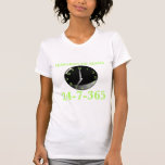 Horario de Mamá, 24-7-365 Camiseta