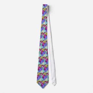 Horas creativas de insomnio corbata