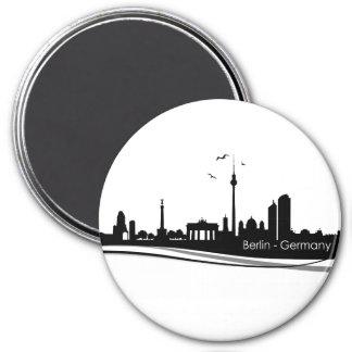 Horizonte Berlín Imán Para Frigorifico