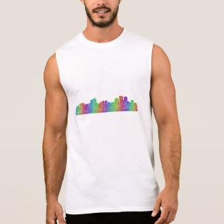 Horizonte de Anchorage Camiseta Sin Mangas