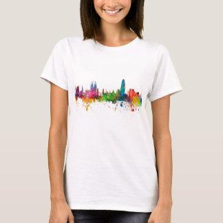 Horizonte de Barcelona España Camiseta