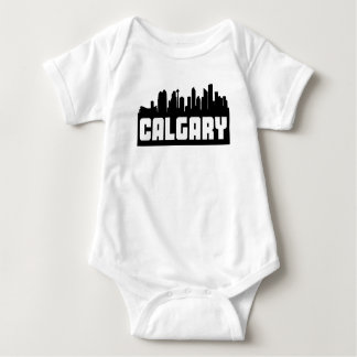 Horizonte de Calgary Alberta Body Para Bebé