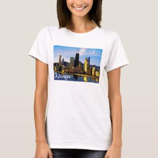 Horizonte de Chicago Camiseta