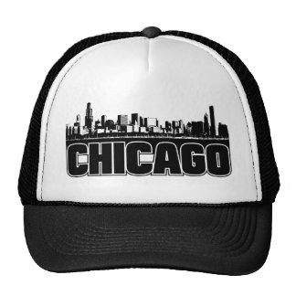 Horizonte de Chicago Gorra