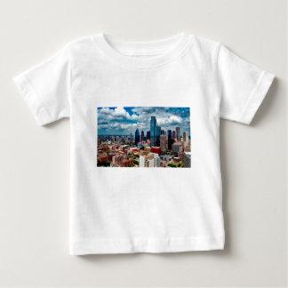 Horizonte de Dallas Tejas Camiseta De Bebé
