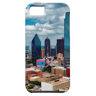 Horizonte de Dallas Tejas Funda Para iPhone SE/5/5s