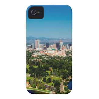 Horizonte de Denver Funda Para iPhone 4