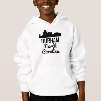 Horizonte de Durham Carolina del Norte
