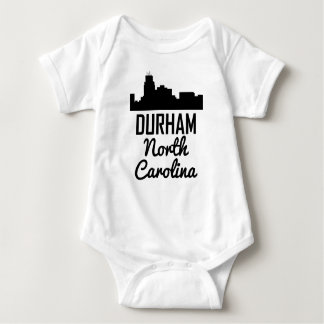 Horizonte de Durham Carolina del Norte Body Para Bebé