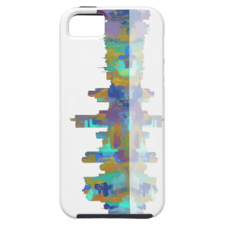 Horizonte de Fort Worth Tejas iPhone 5 Case-Mate Protectores