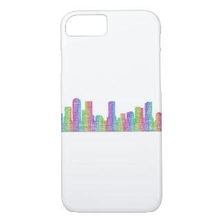 Horizonte de la ciudad de Denver Funda iPhone 7