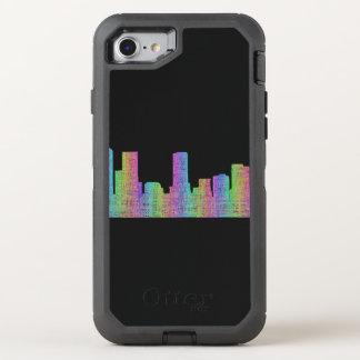 Horizonte de la ciudad de Denver Funda OtterBox Defender Para iPhone 7
