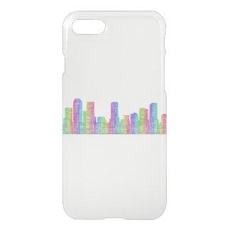 Horizonte de la ciudad de Denver Funda Para iPhone 7