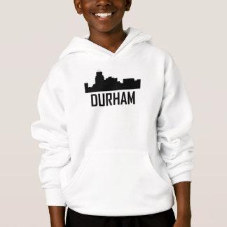 Horizonte de la ciudad de Durham Carolina del