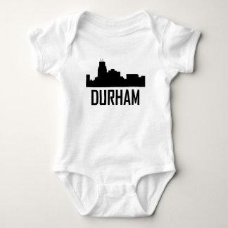 Horizonte de la ciudad de Durham Carolina del Body Para Bebé