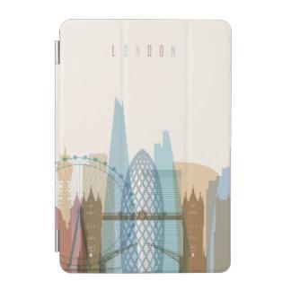 Horizonte de la ciudad de Londres, Inglaterra el | Cubierta De iPad Mini