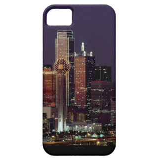 Horizonte de la noche de Dallas Funda Para iPhone SE/5/5s