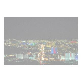 Horizonte de Las Vegas en Las Vegas Papeleria De Diseño