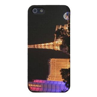 Horizonte de Las Vegas iPhone 5 Funda