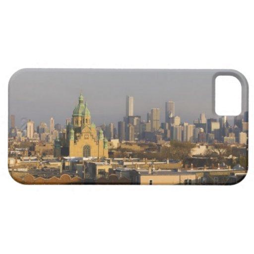 Horizonte de los E.E.U.U., Illinois, Chicago iPhone 5 Cárcasa