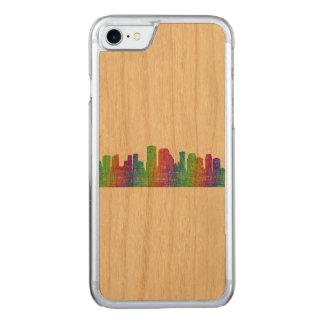 Horizonte de New Orleans Funda Para iPhone 8/7 De Carved