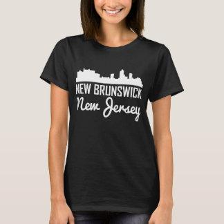 Horizonte de Nuevo Brunswick New Jersey