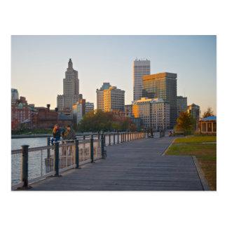 Horizonte de Providence, Rhode Island Postal