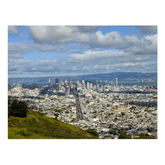 Horizonte de San Francisco Postal