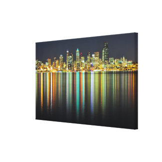 Miles de diseños de lienzos con imágenes de ciudades en Zazzle