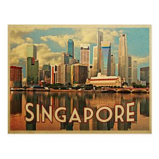 Horizonte de Singapur Postal